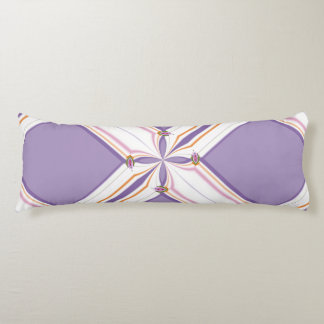 Lavender jump; New Day Body Pillow