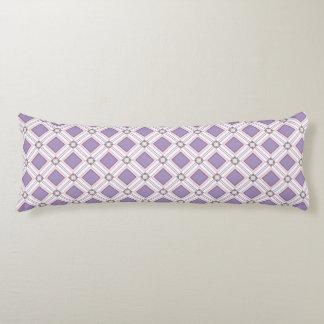 Lavender jump; Pleasant Evening Body Pillow