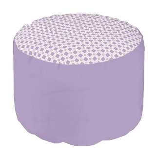 Lavender jump; Pleasant Evening Pouf