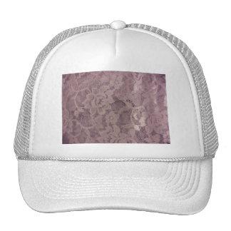 Lavender Lace Trucker Hat