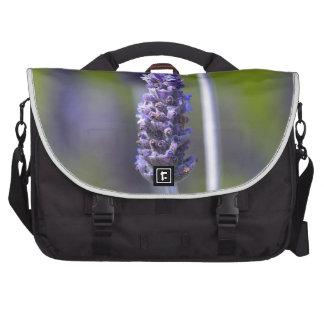 Lavender Laptop Messenger Bag
