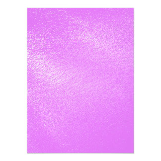Lavender Leather Look Card