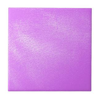 Lavender Leather Look Ceramic Tile