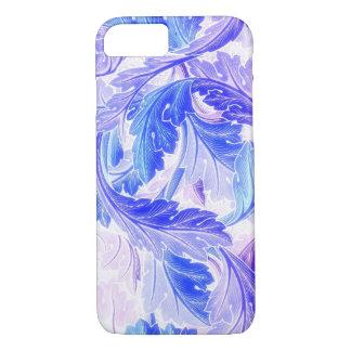Lavender Leaves iPhone 7 Case