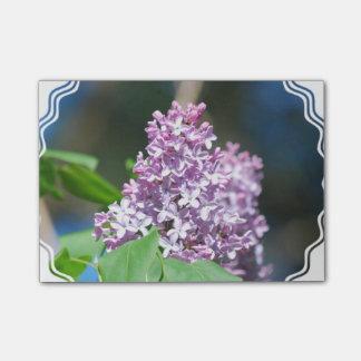 Lavender Lilacs Post-it® Notes