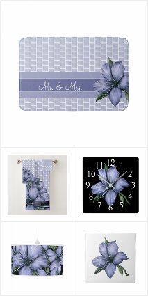 Lavender Lilies Home