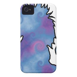 Lavender Lion Case-Mate iPhone 4 Case
