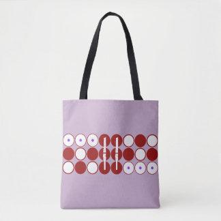 Lavender Londyn Tote Bag