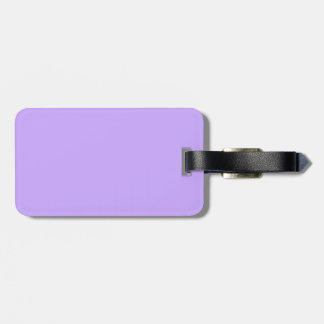 Lavender Tag For Bags