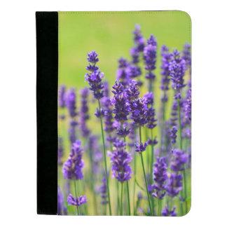 Lavender Meadow Padfolio