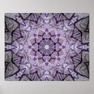 Lavender Mirage Poster