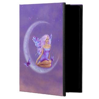 Lavender Moon Fairy Art iPad Air Case