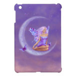 Lavender Moon Fairy iPad Mini Case