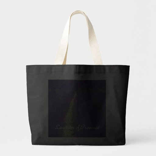 Lavender of Provence Canvas Bags