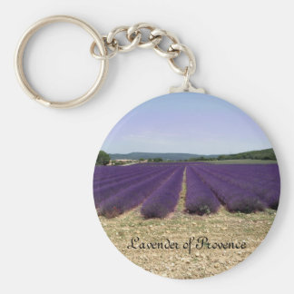 Lavender of Provence Keychain