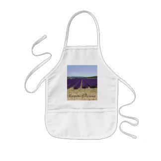 Lavender of Provence Kids' Apron