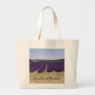 Lavender of Provence Large Tote Bag