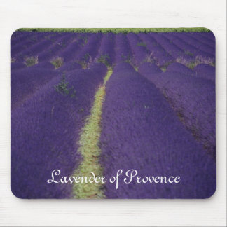 Lavender of Provence Mouse Pad