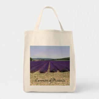 Lavender of Provence Tote Bag