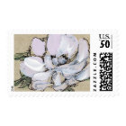 Lavender Peony Stamp