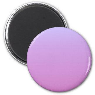 Lavender Pink Gradient Magnet