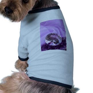 Lavender Purple Amethyst Diamond T-Shirt