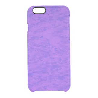 Lavender Purple Wash Uncommon Clearly™ Deflector iPhone 6 Case