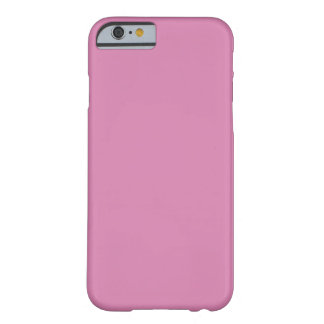 LAVENDER ROSE (a solid rosy pink color) ~ Barely There iPhone 6 Case