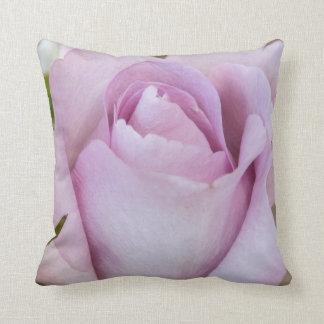 Lavender Rose Bud Pillow