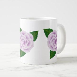 Lavender Rose Latte Mug