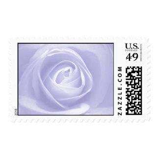Lavender Rose Stamp