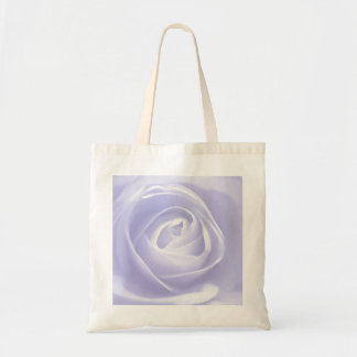 Lavender Rose Tote Canvas Bags