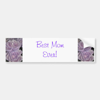Lavender Roses collection Bumper Sticker