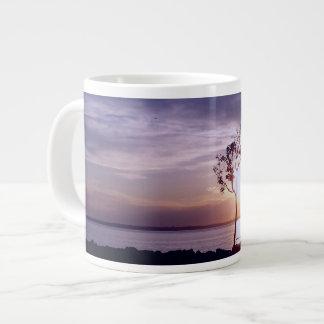Lavender Skies Giant Coffee Mug