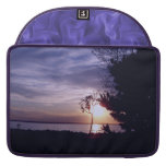 Lavender Skies Sleeve For MacBooks
