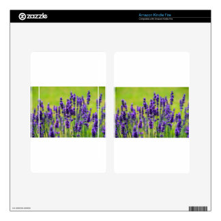 Lavender Skin For Kindle Fire
