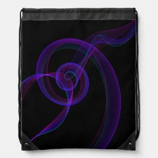 Lavender Smoke Backpack