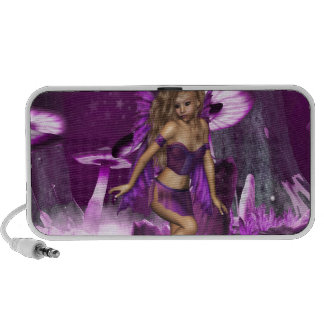 Lavender Portable Speakers
