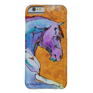 Lavender Stallion iPhone 6 case