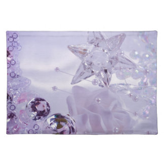 """""""Lavender Star and Crystals"""" collection Placemat"""