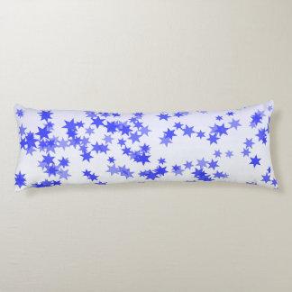 Lavender Stars Body Pillow