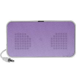 Lavender to Pale Lavender Horizontal Gradient Travelling Speakers