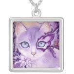 Lavender Venice Night - Necklace