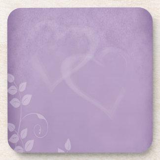 Lavender Vintage Coaster