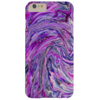 Lavender Wave Abstract Art iPhone 6 case