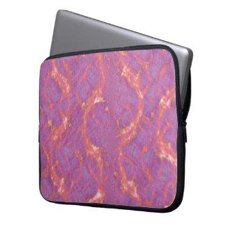Lavender Waves Laptop Sleeve