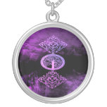 Lavender Wicca Necklaces