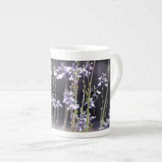 Lavender Wildflowers Tea Cup