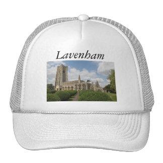 Lavenham Church Mesh Hat