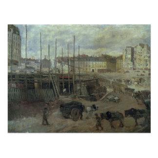 L'Avenue de L'Opera, 1878 Postal